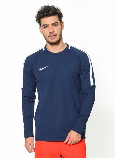 Nike Spor Sweatshirt Mavi